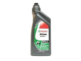 Масло Castrol 4T Act-Evo scooter 5W40 1л