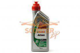 Масло Castrol 4T Act-evo 10W40 1л.