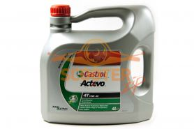 Масло Castrol 4T Act-Evo 10W40 4л
