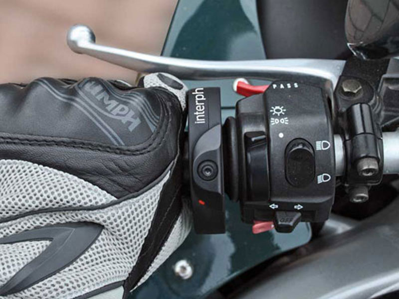 Дистанционное управление для F5/F5S/F5XT/F4XT/F3XT (джойстик), крепление на руль.