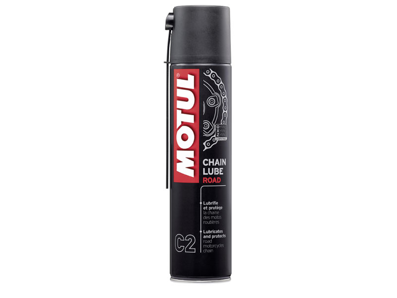 Смазка мото цепей Motul Chain Lube Road 400 ml